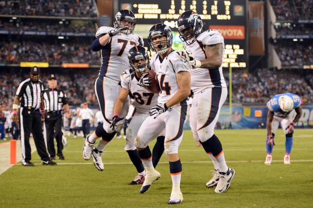 Denver Broncos: Midseason Report Card for Every Positional Unit