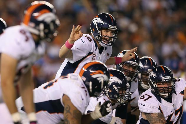 Denver Broncos 2012: Keys to Week 8 Victory over Saints