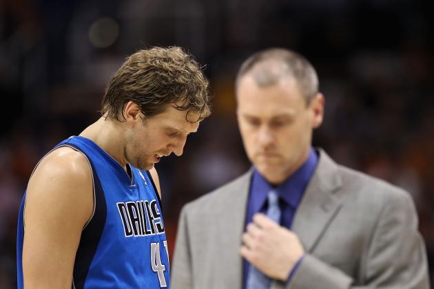 5 Strategic Changes Dallas Mavericks Need to Make in 2012-13