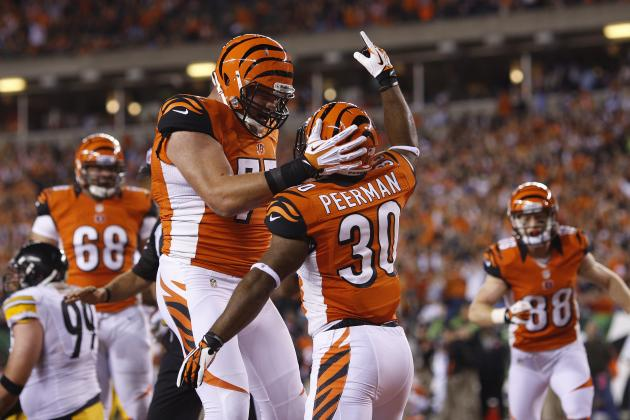 Cincinnati Bengals' Most and Least Improved Players