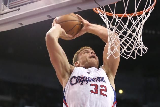 Los Angeles Clippers: 3 Ways Blake Griffin Can Improve from Last Season