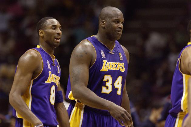 Power Ranking Kobe Bryant's 5 Greatest L.A. Lakers Teams