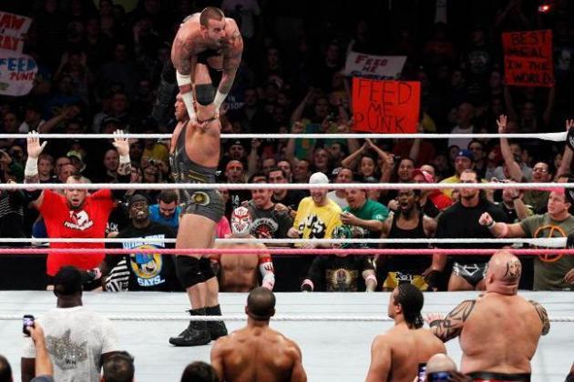 WWE Power Rankings: Breaking Down WWE's Top 25 Superstars for Week of Oct. 21