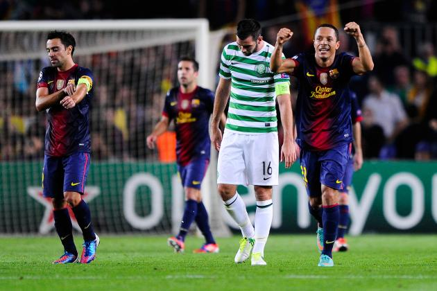 Barcelona vs. Celtic: 6 Things We Learned in Late Barça Triumph