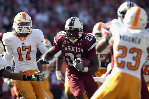 Tennessee Volunteers vs. South Carolina Gamecocks: Complete Game Preview