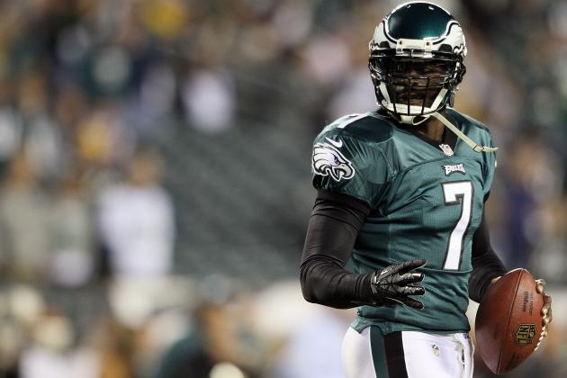 Fantasy Football: 5 Reasons You Should Sit Michael Vick vs. Atlanta Falcons