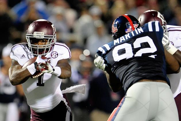 Texas A&M Football: 5 Keys to the Game vs. Auburn