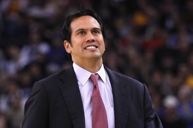 7 Nightmares Keeping Miami Heat's Erik Spoelstra Up at Night