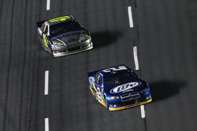 NASCAR: The Hottest Drivers Heading into The Most Important Races in the Chase