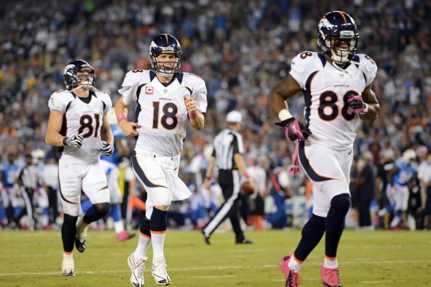 5 Things the Denver Broncos Must Carry over from Win vs. Chargers
