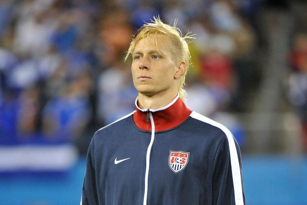 10 National Team Players Who Won't Make the USA Roster at World Cup 2014