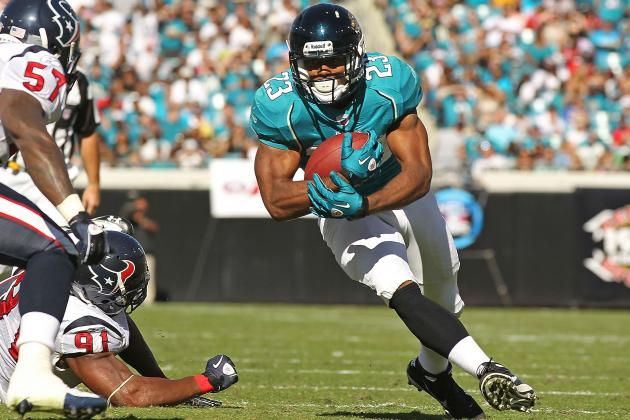 Week 8 Fantasy Football: Top 10 Waiver-Wire Pickups in 12-Team Leagues