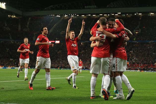Manchester United vs. SC Braga: 5 Tactical Talking Points