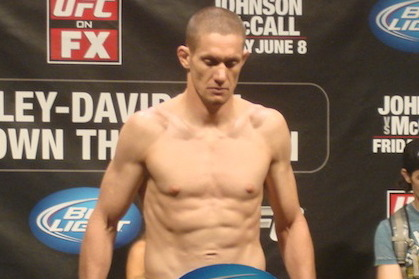 UFC on FX 6: Kyle Noke vs. Seth Baczynski Head-to-Toe Breakdown