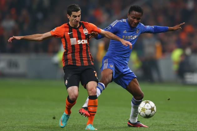6 Things We Learned from Chelsea's 2-1 Loss to Shakhtar Donetsk