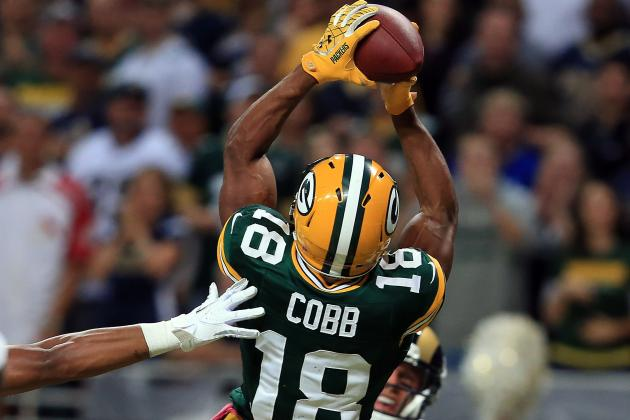 Kentucky Wildcats in the NFL, Week 7: Randall Cobb on a Tear