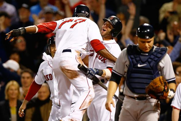 Grading the Boston Red Sox's 2012 Season