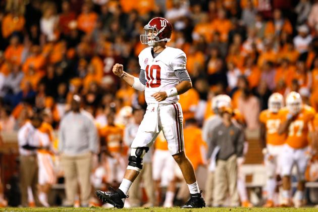 College Football Week 9: Predictions for Every BCS Top 25 Team