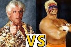 Old School Feuds That Should Have Been Settled in Hell in  a Cell