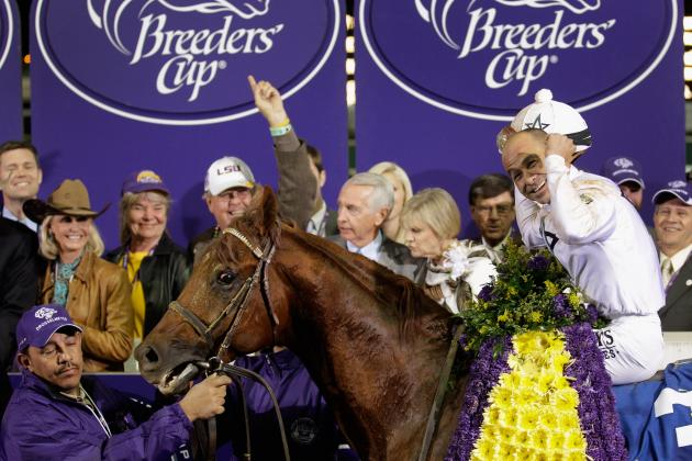 Breeders' Cup: A Who's Who of Owners