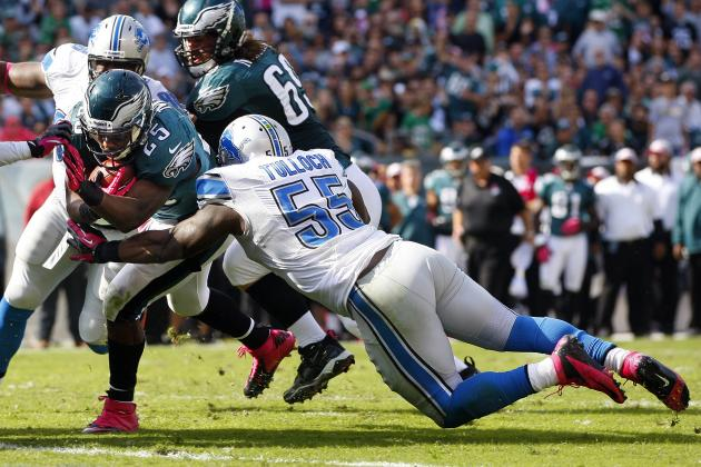 Who Wears the Crown: Identifying the Detroit Lions' Best Player at Midseason