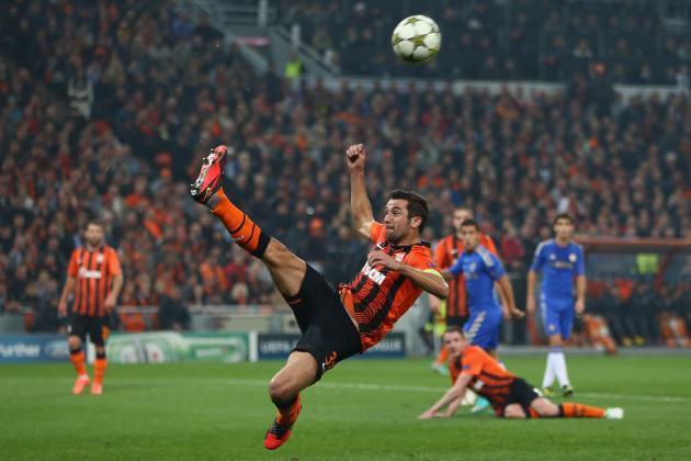 Shakhtar Donetsk FC vs. Chelsea FC: Rating the Blues' Players