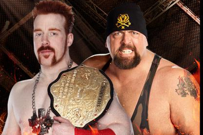 WWE Hell in a Cell 2012: 4 Twists the Sheamus-Big Show Match Could Take