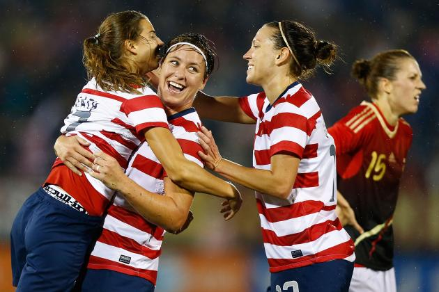 USWNT Ties Germany: 5 Thoughts from the Draw