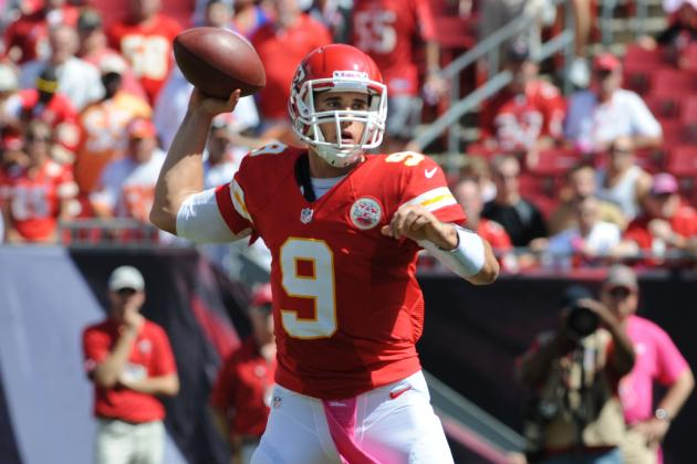 What Brady Quinn Starting Means for the Kansas City Chiefs Moving Forward