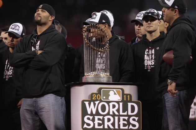 Odds of All 30 MLB Teams Winning the World Series in the Next 5 Years