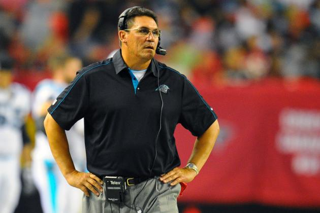 NFL Hot Seat Watch: Odds on First Head Coach To Be Fired in 2012 Season