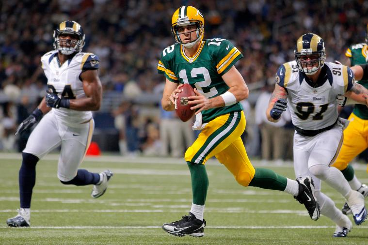 Who Wears the Crown: Identifying the Packers' Best Player at the Midseason Mark