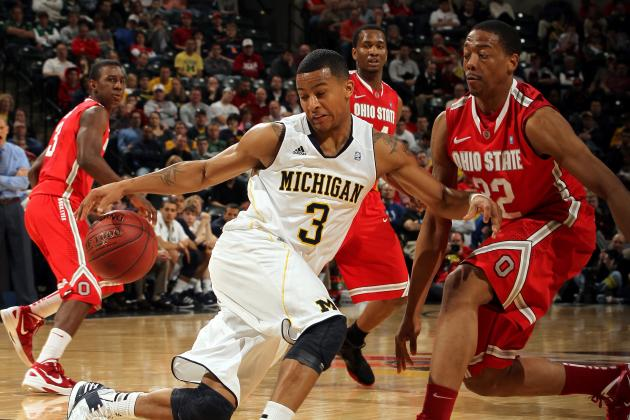 Michigan Basketball: Must-Win Games on Wolverines' Schedule