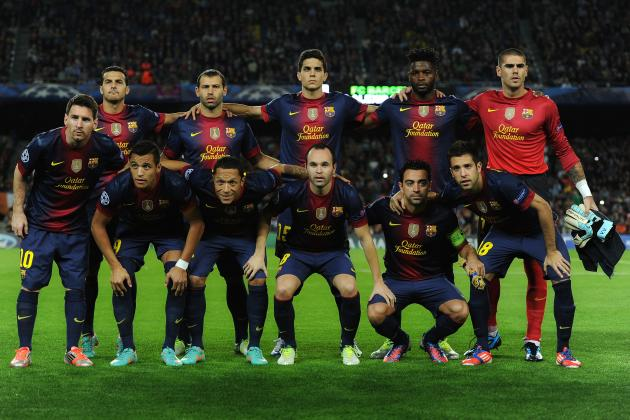 Barcelona's 2-1 Champions League Victory over Celtic in Numbers