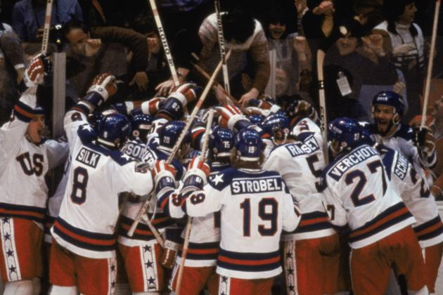 The Top 10 Greatest American Sports Moments of All Time