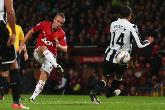 Tom Cleverley: Why Manchester United Midfielder Is Natural Heir to Paul Scholes