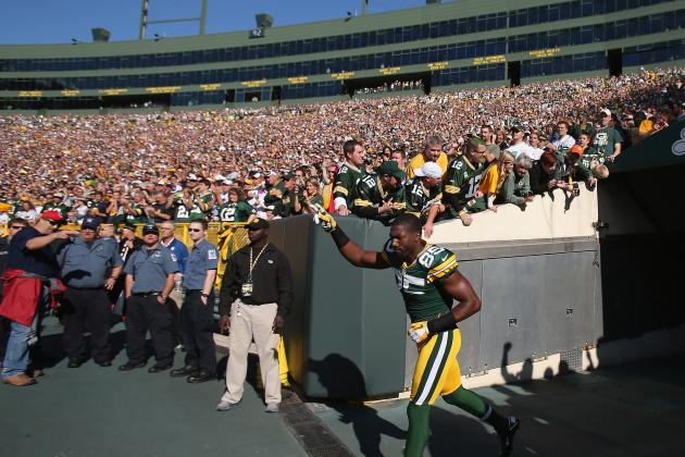 Green Bay Packers: 5 Players Who May Be Gone Next Season