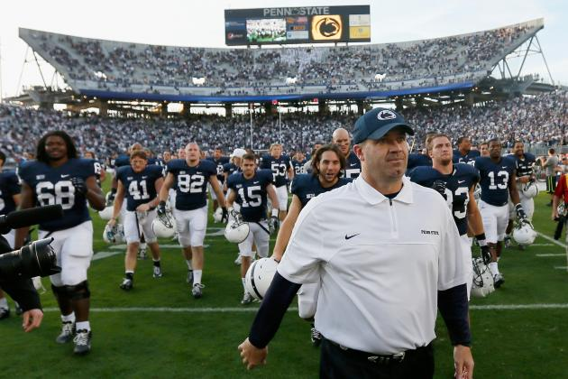 Ohio State vs. Penn State: Buckeyes Will Stumble in Tough Road Atmosphere