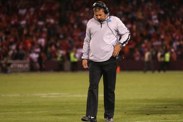 Detroit Lions: 4 Reasons Jim Schwartz Is to Blame for Sputtering Start