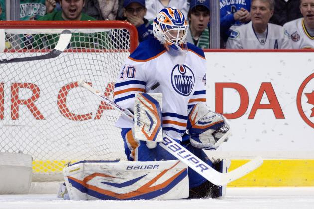 NHL: How the Edmonton Oilers Can Address Goaltending Via Trades or Free Agency