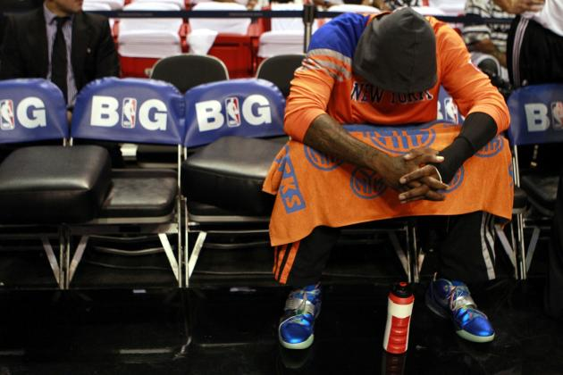 The New York Knicks' Backup Plans for These 5 Disaster Scenarios in 2012-13
