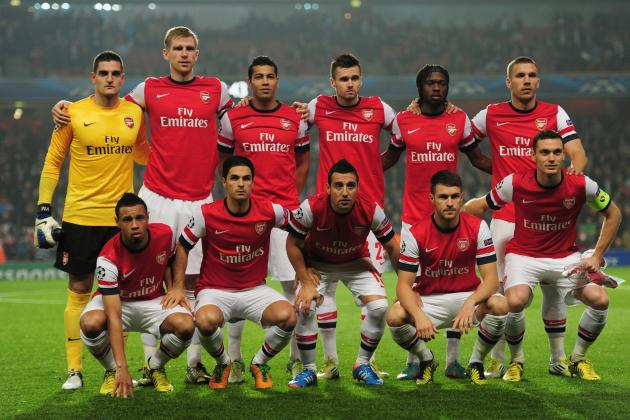 Arsenal vs. Schalke: 5 Talking Points from Champions League Tie