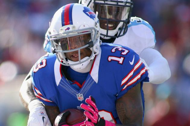 2013 NFL Free-Agency Wish List for the Buffalo Bills