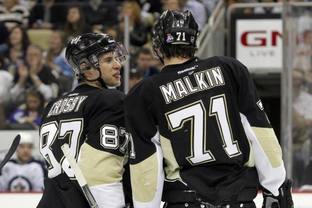 Fantasy Hockey Mock Draft: Drafting First Three Rounds for 2012 Season
