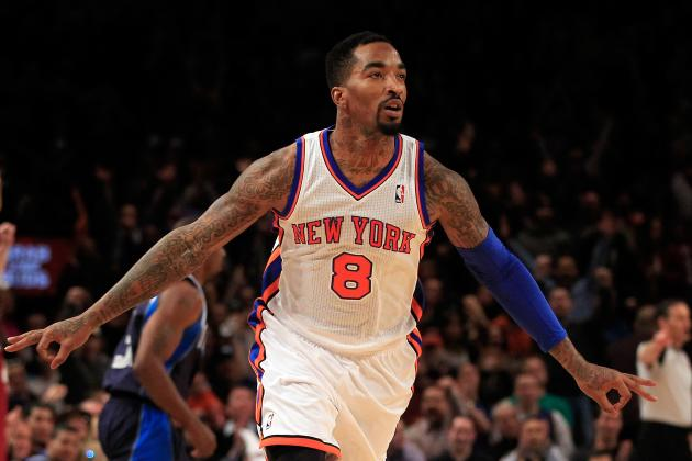 7 Reasons NY Knicks' J.R. Smith Will Be a Sixth Man of the Year Candidate