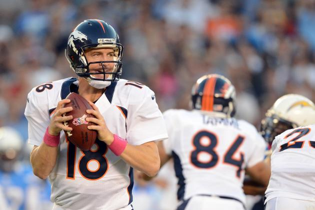 Denver Broncos: Highlighting Must-Win Matchups vs. Saints