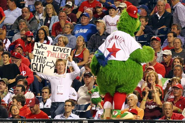 Grading All 30 MLB Teams Fanbases in 2012