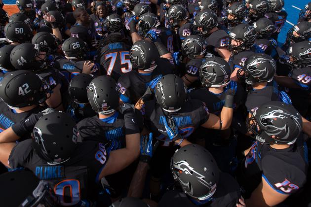 Boise State Football: 5 Keys to the Game vs. Wyoming