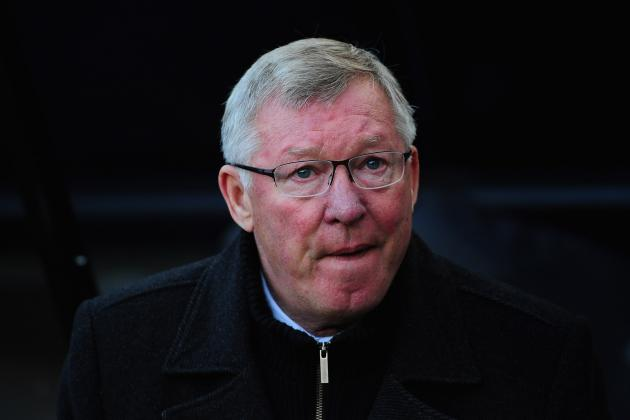 Manchester Utd: The Top 5 Candidates for Sir Alex Ferguson's Job