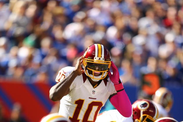 3 Players Who Must Step Up for the Washington Redskins to Earn a Playoff Berth